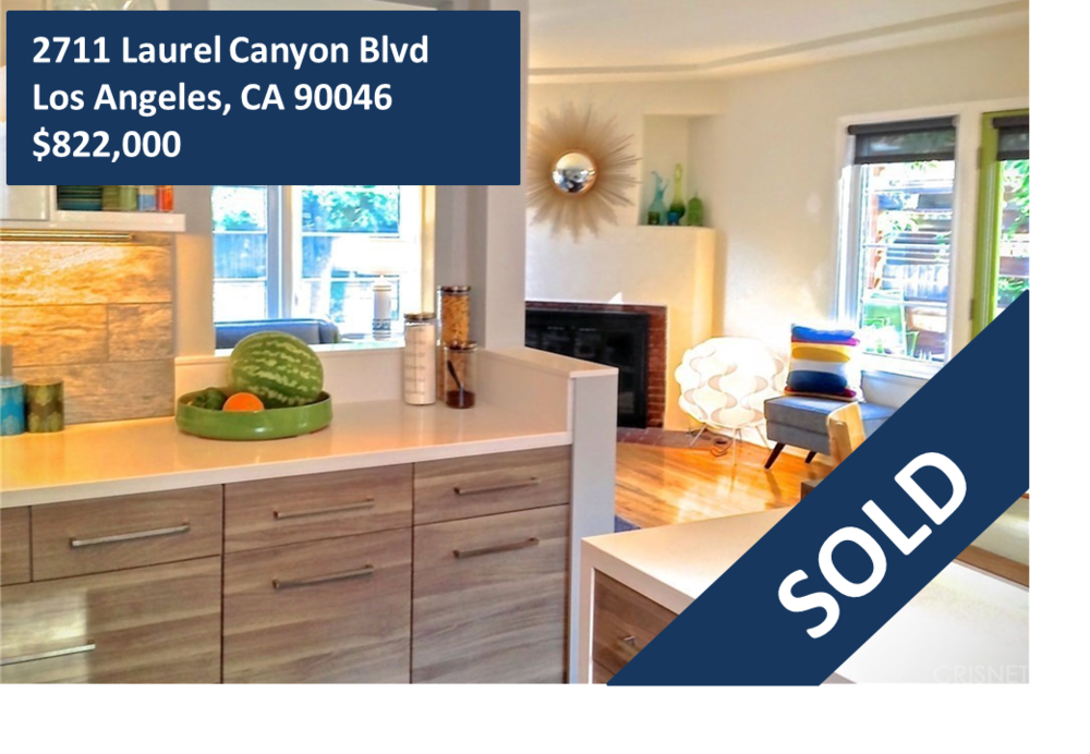 2711 Laurel Canyon Blvd, Los Angeles, CA 90046