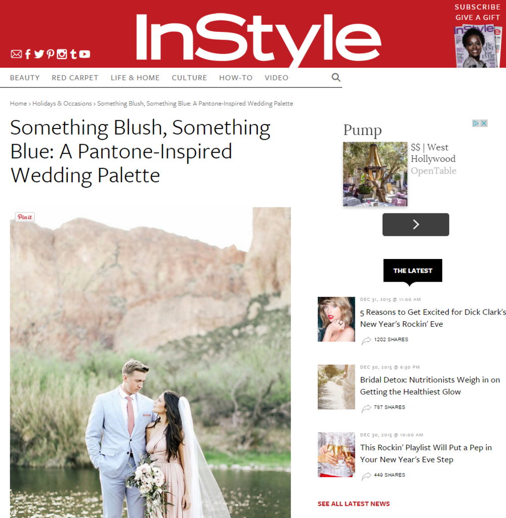 Instyle blog cover