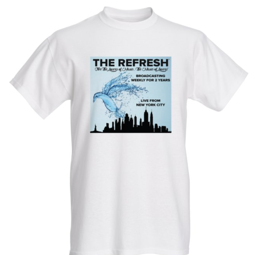 The REFRESH 2-year T-Shirt preview.png