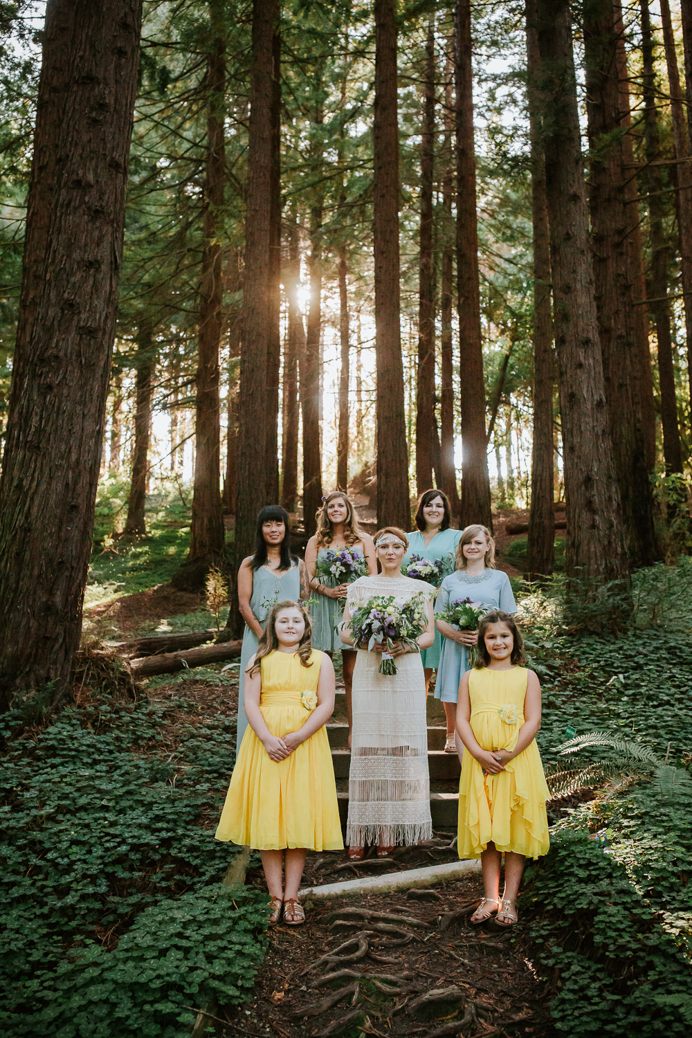 Owen + Clare (UC Berkeley Botanical Gardens Wedding, Berkeley, CA ...