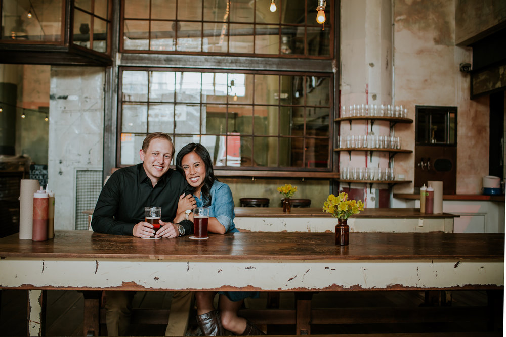 Penney and Chad San Francisco Engagament Session Brewery Mission Dolores_-8.jpg