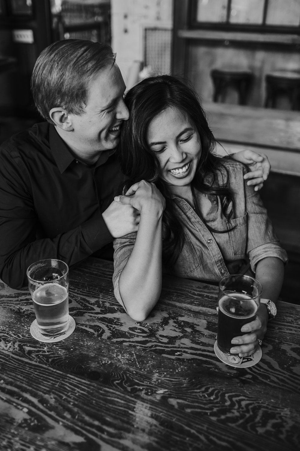 Penney and Chad San Francisco Engagament Session Brewery Mission Dolores_-9.jpg