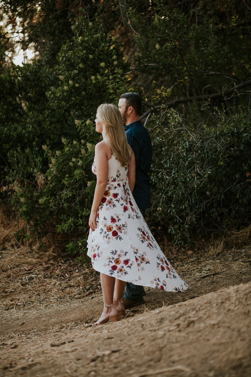 Adela and Scott Los Angeles Griffith Park Outdoor Engagement Session-14.jpg