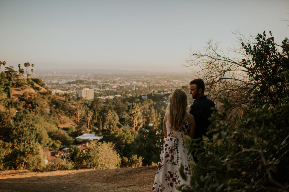 Adela and Scott Los Angeles Griffith Park Outdoor Engagement Session-25.jpg