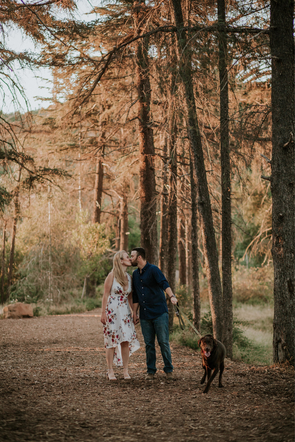 Adela and Scott Los Angeles Griffith Park Outdoor Engagement Session-54.jpg
