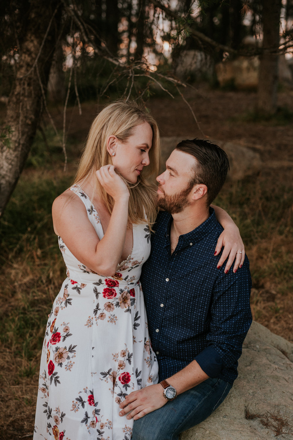 Adela and Scott Los Angeles Griffith Park Outdoor Engagement Session-70.jpg