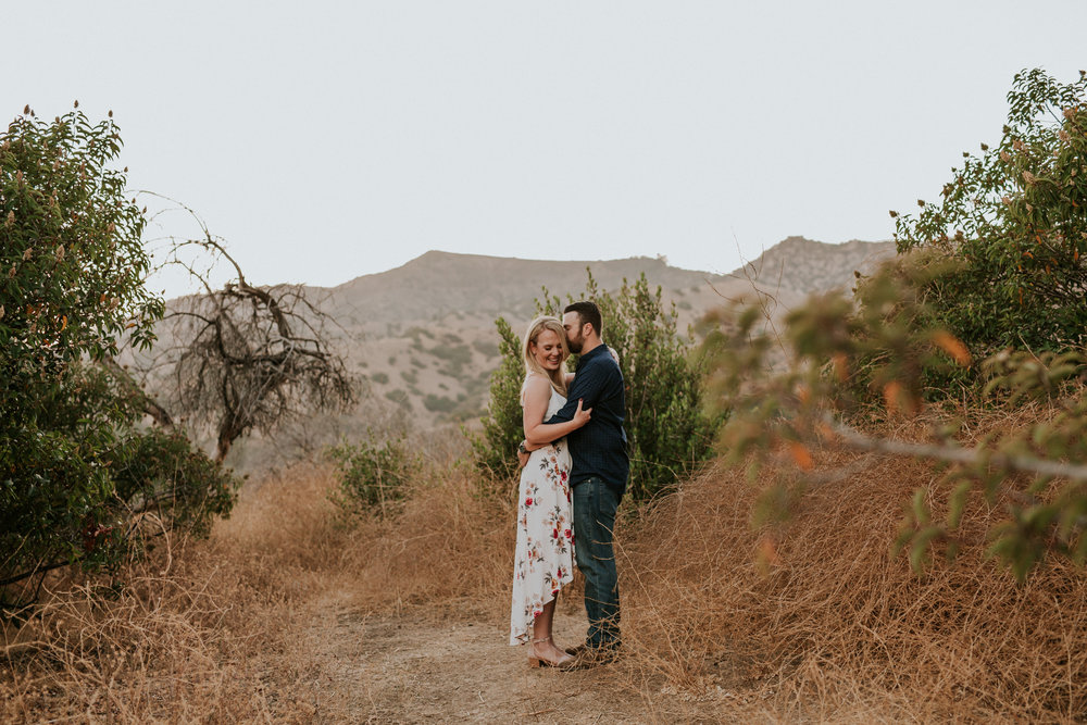 Adela and Scott Los Angeles Griffith Park Outdoor Engagement Session-105.jpg