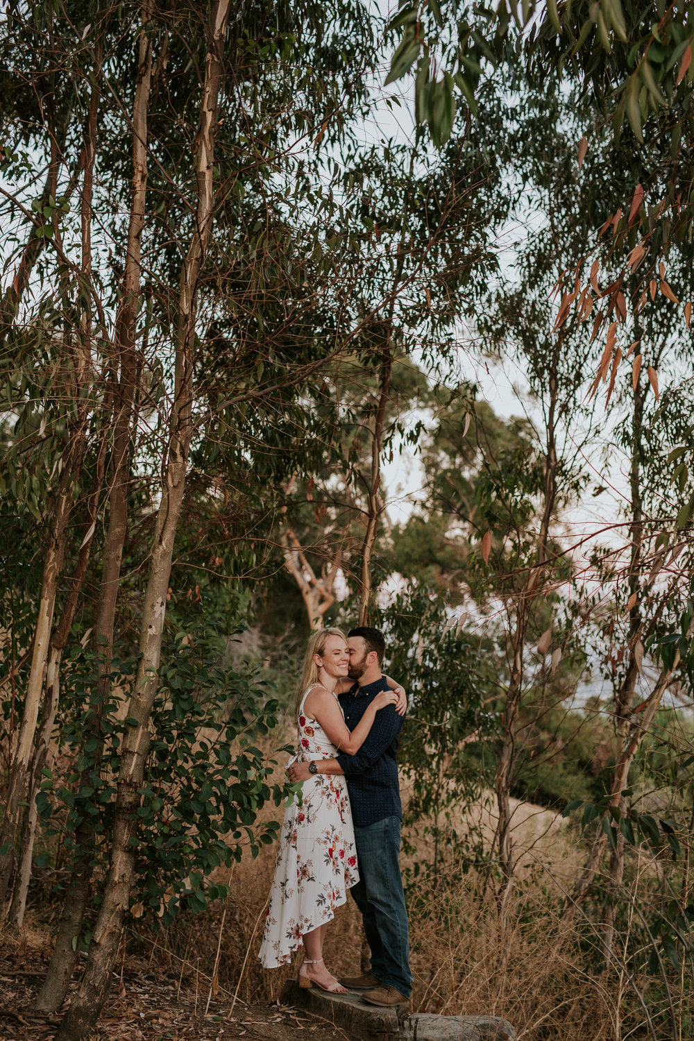 Adela and Scott Los Angeles Griffith Park Outdoor Engagement Session-120.jpg