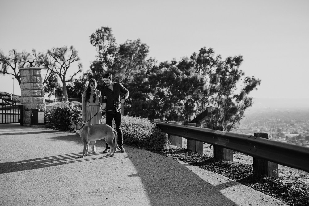 Chelseah and Esteban Long Beach Engagement Colorado Lagoon Signal Hill -3.jpg