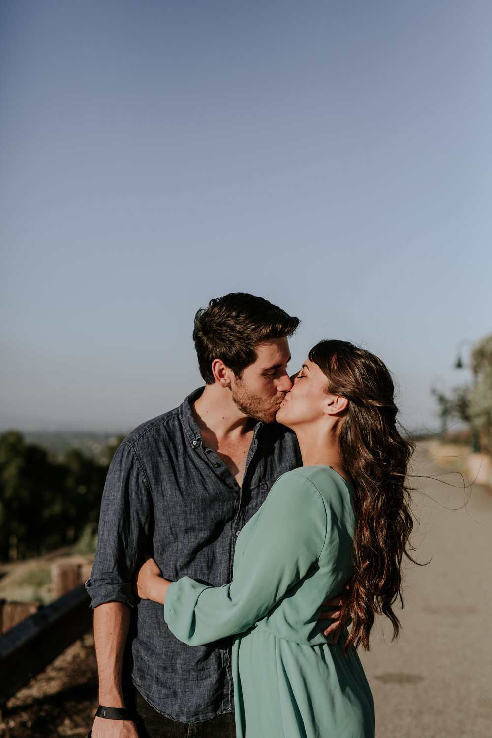 Chelseah and Esteban Long Beach Engagement Colorado Lagoon Signal Hill -46.jpg