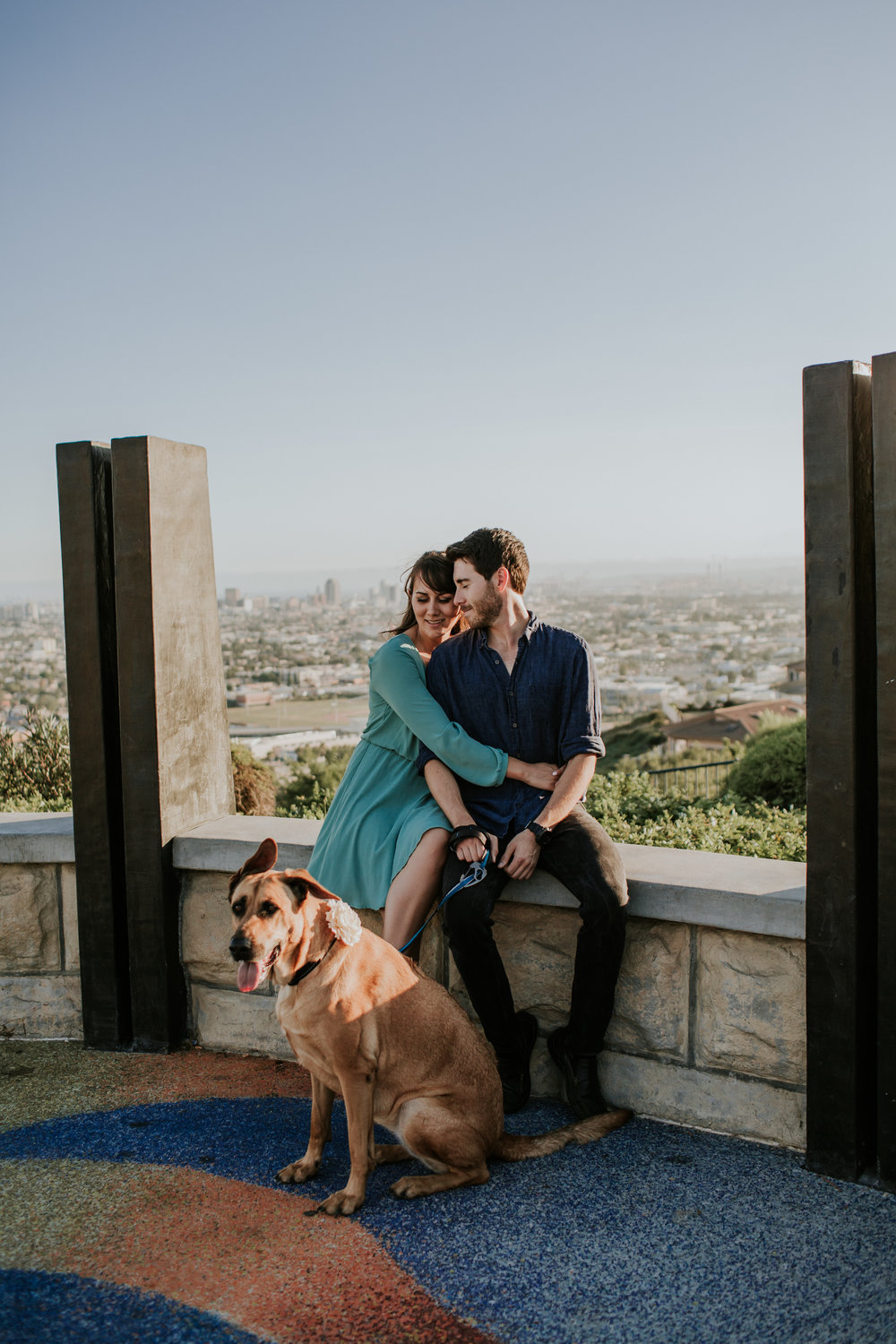 Chelseah and Esteban Long Beach Engagement Colorado Lagoon Signal Hill -66.jpg