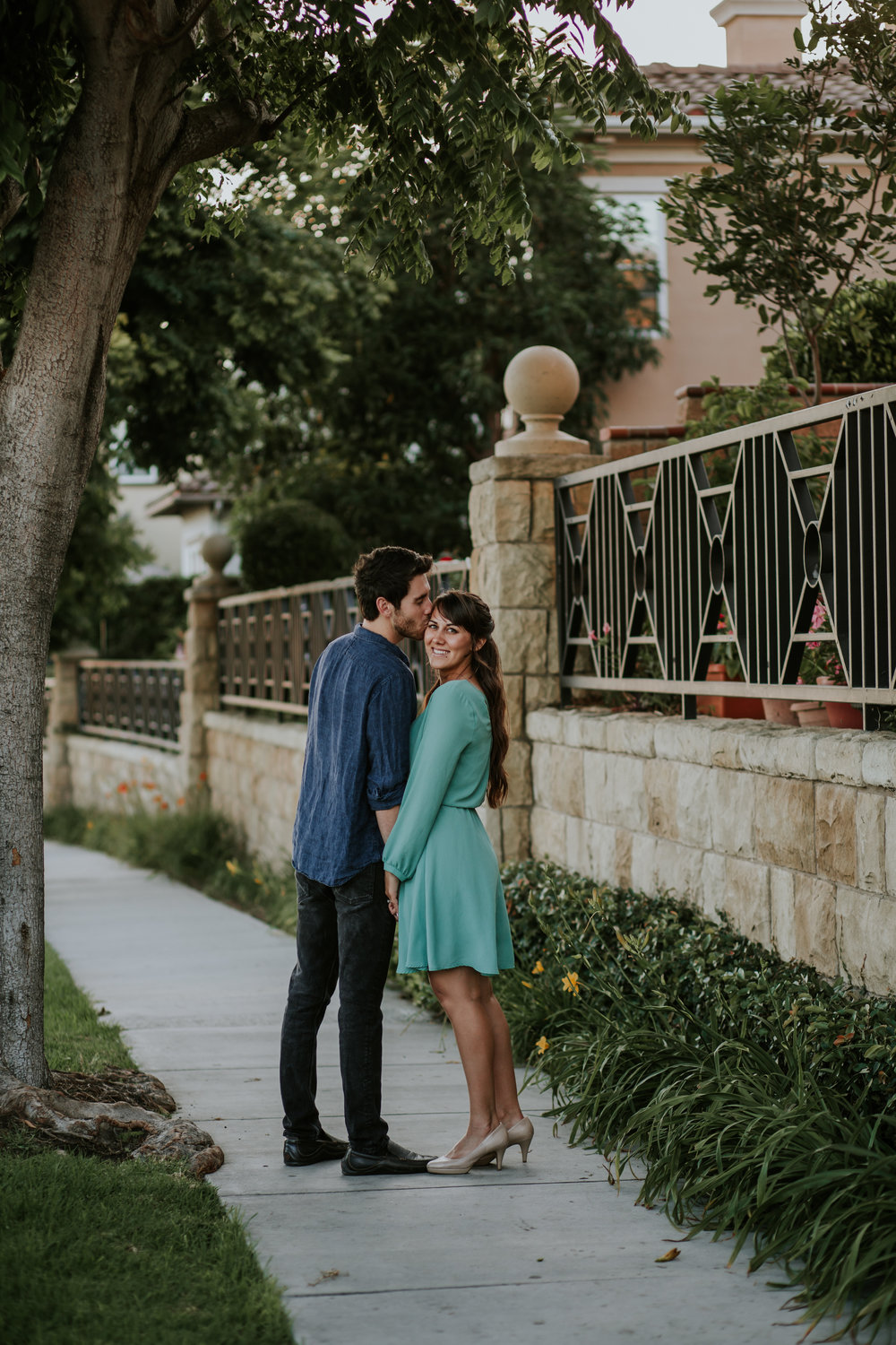 Chelseah and Esteban Long Beach Engagement Colorado Lagoon Signal Hill -90.jpg