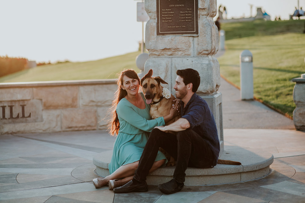 Chelseah and Esteban Long Beach Engagement Colorado Lagoon Signal Hill -114.jpg