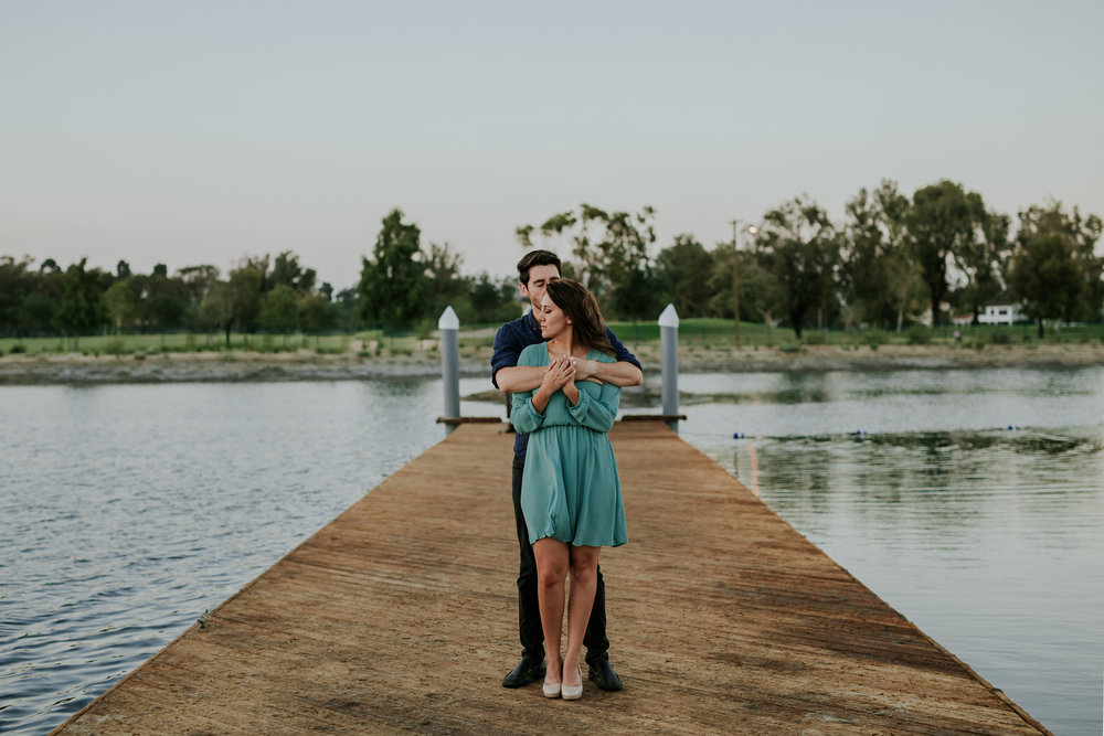 Chelseah and Esteban Long Beach Engagement Colorado Lagoon Signal Hill -136.jpg
