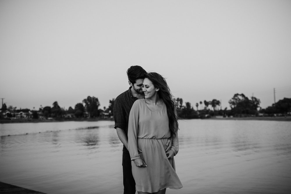 Chelseah and Esteban Long Beach Engagement Colorado Lagoon Signal Hill -185.jpg
