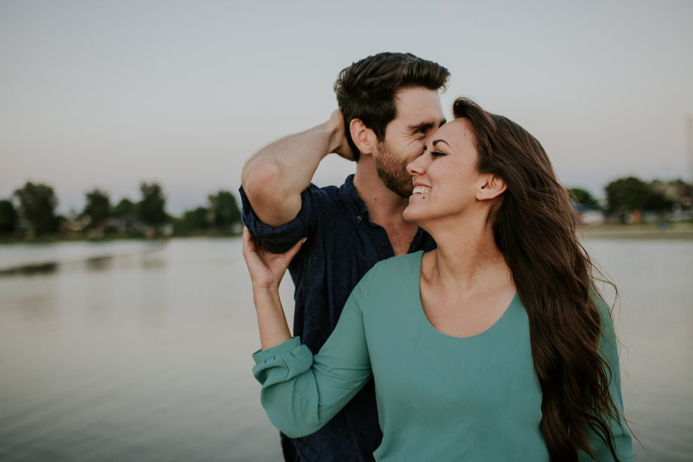 Chelseah and Esteban Long Beach Engagement Colorado Lagoon Signal Hill -192.jpg