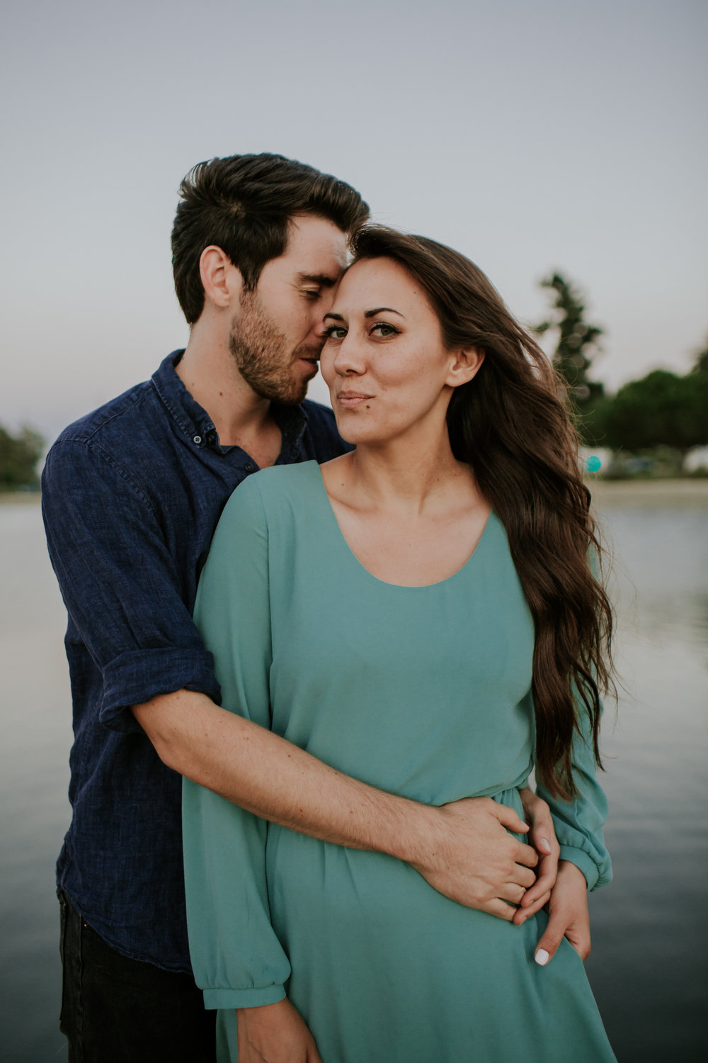 Chelseah and Esteban Long Beach Engagement Colorado Lagoon Signal Hill -195.jpg
