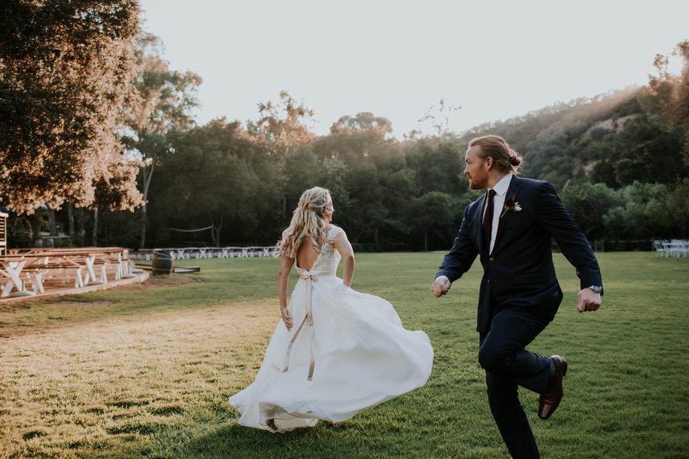 Ashley and Ryan Calamigos Ranch Wedding Los Angeles Malibu -11.jpg