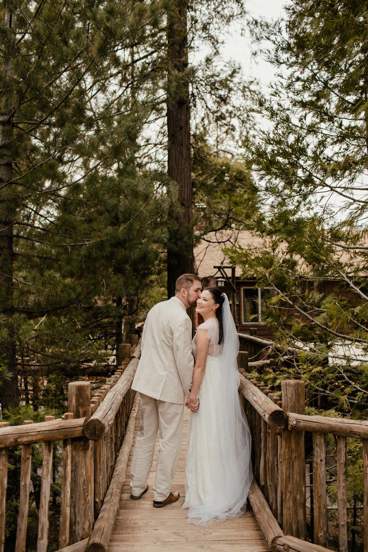 Ariel and Josh Lake Arrowhead Pine Rose Cabins Wedding -90.jpg