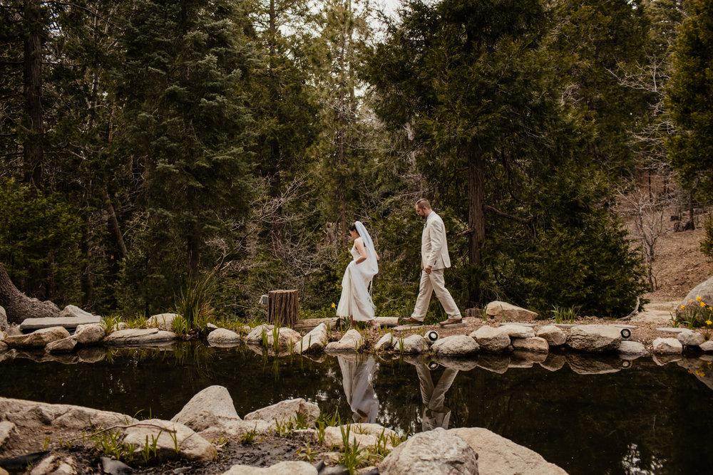 Ariel and Josh Lake Arrowhead Pine Rose Cabins Wedding -116.jpg