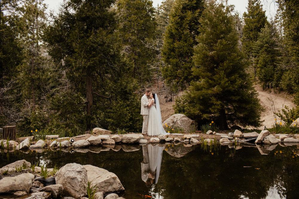 Ariel and Josh Lake Arrowhead Pine Rose Cabins Wedding -115.jpg