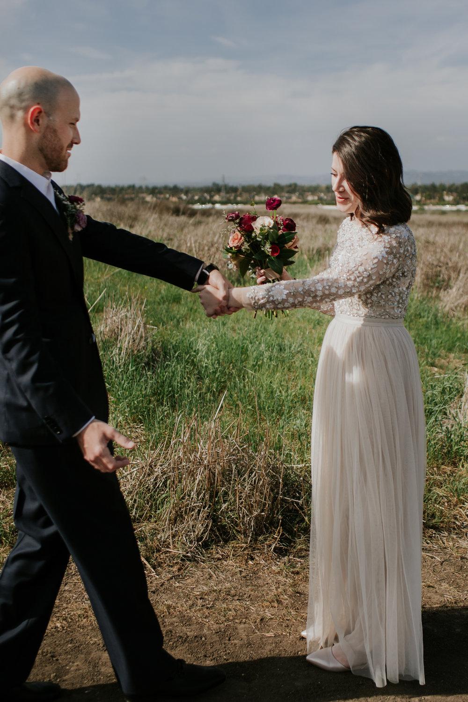 Caydin and Garrett Intimate wedding in Costa Mesa Orange County - Eve Rox Photography-12.jpg