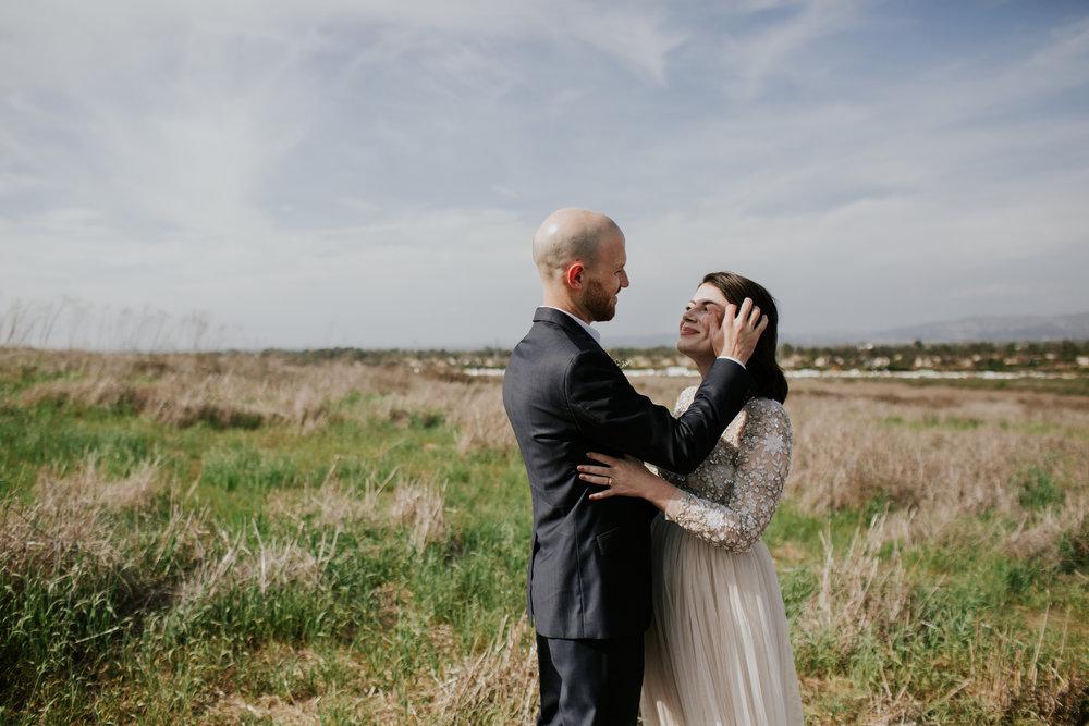 Caydin and Garrett Intimate wedding in Costa Mesa Orange County - Eve Rox Photography-20.jpg