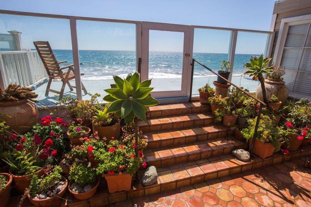Cvlux Lux Homes Malibu Beach House