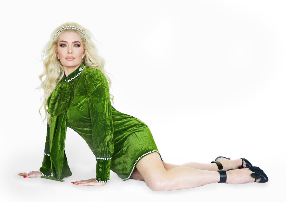 Erika Girardi fromBravo's reality popular show, The Real Housewives.