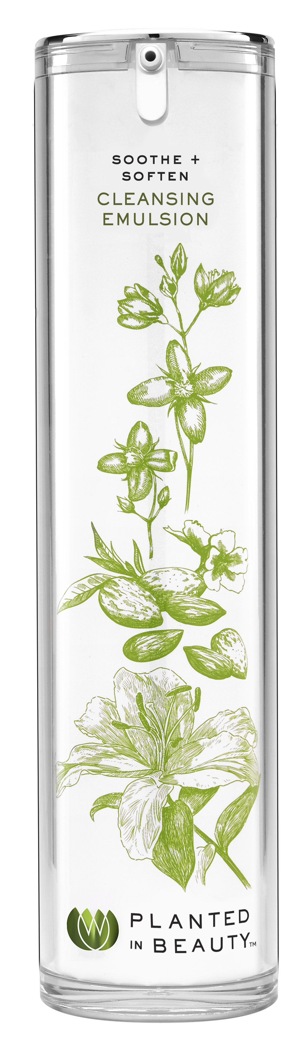 PLANTED IN BEAUTY_Soothe + Soften Cleansing Emulsion_white backdrop.jpg