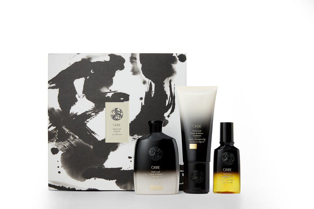 2. Oribe Gold Lust Collection