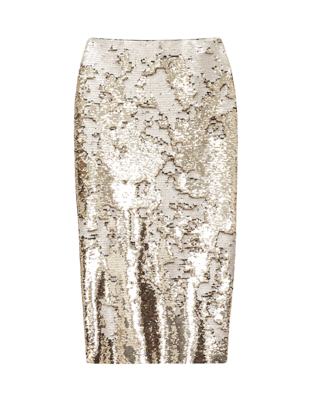 3. Lafayette 148 Synergy Sequins Casey Skirt