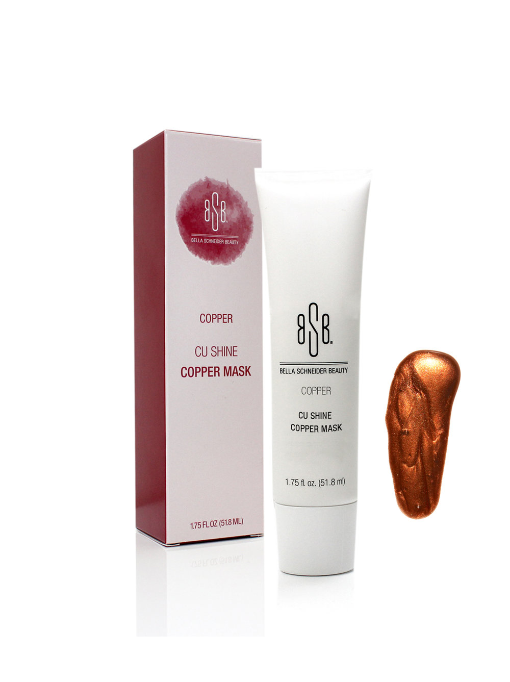 4. Bella Schneider Beauty C U Shine Copper Mask $46.00 from www.labelledayspas.com