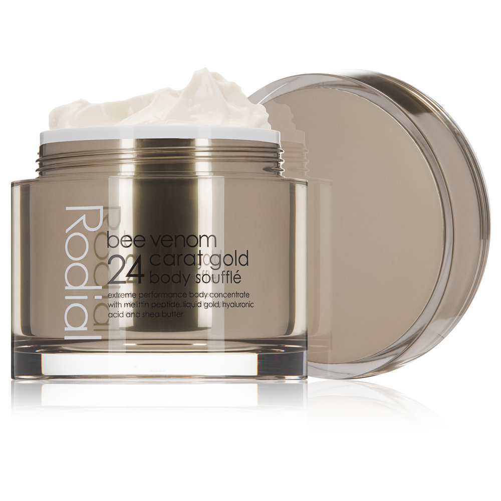 . Rodial Bee Venom 24 Carat Gold Body Souffle $190.00 from www.dermstore.com
