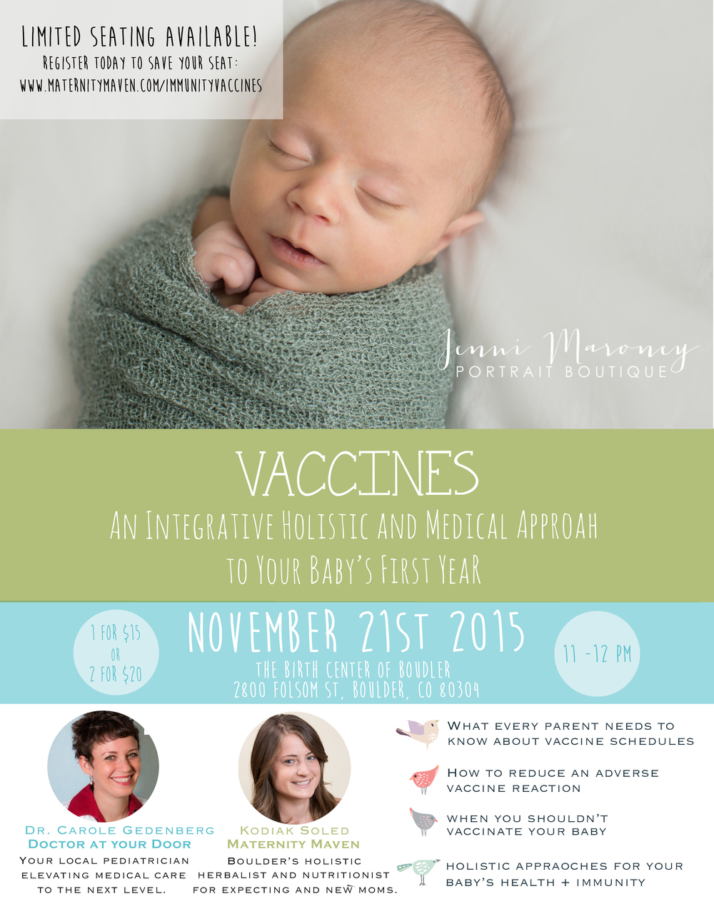 vaccines immunity baby first year