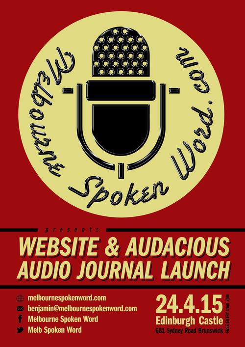 melbourne spoken word azlan posters
