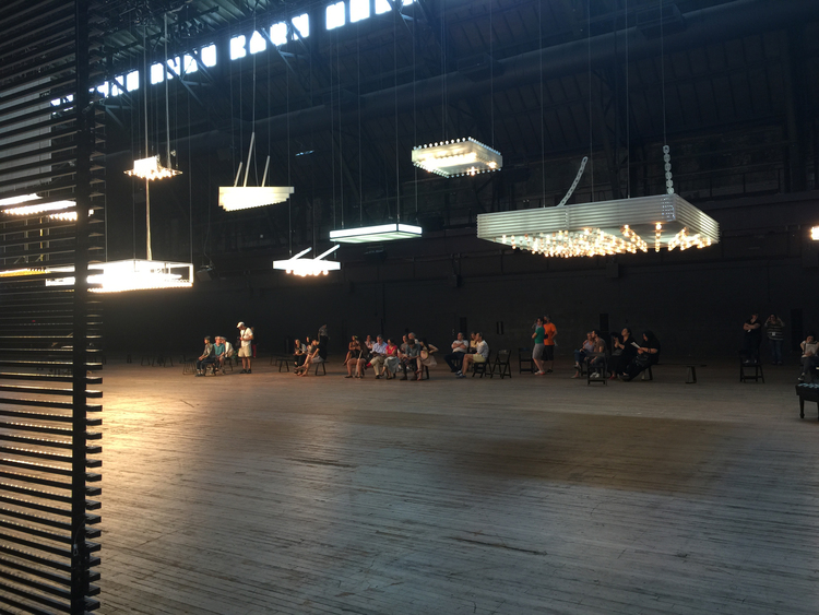 Park Avenue Armory Philippe Parreno NYC Installation Art