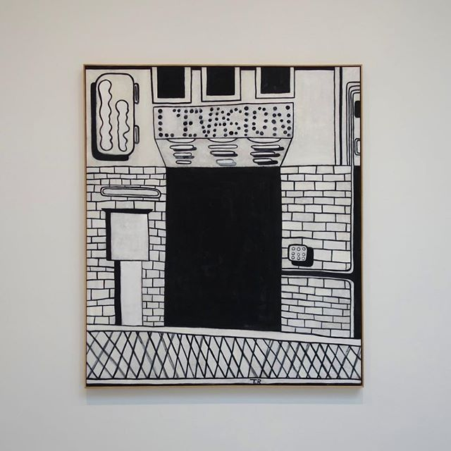 Cheim & Read is pleased to present Tal R: Keyhole, an exhibition of recent paintings and drawings by the Copenhagen-based artist. Link in Bio 👆🏻 #art #nyc #gallery #galleryhopping #nycartventures #manhattan