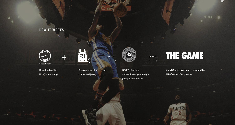 c39912e6c1e Nike NBA Connected Jersey — KHOIZINHO