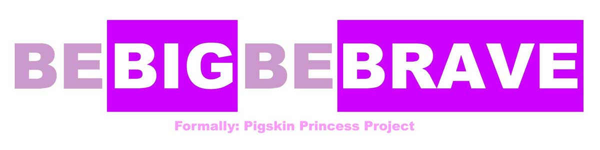 Pigskin Princess Project, Girls Football, Football for Kids, Brave Project