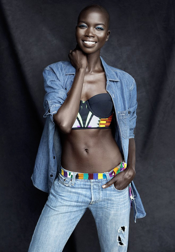 Nykhor Paul  Photo: Courtesy Red Models