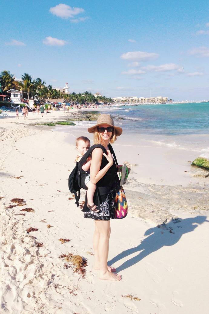 playa del carmen - this little joy