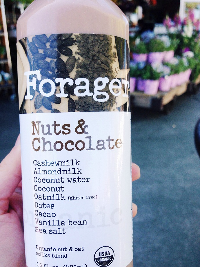 Forager - nuts and chocolate