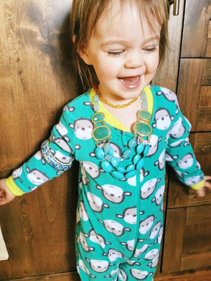 this little joy: my happy girl