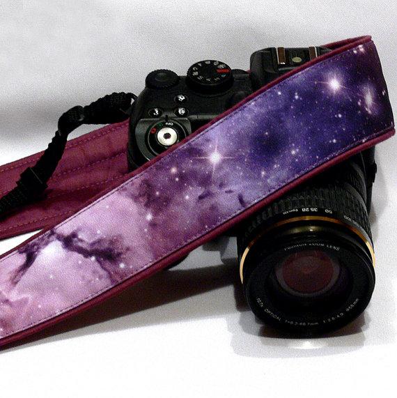 Cosmos Camera Strap - by LiVeCameraStraps