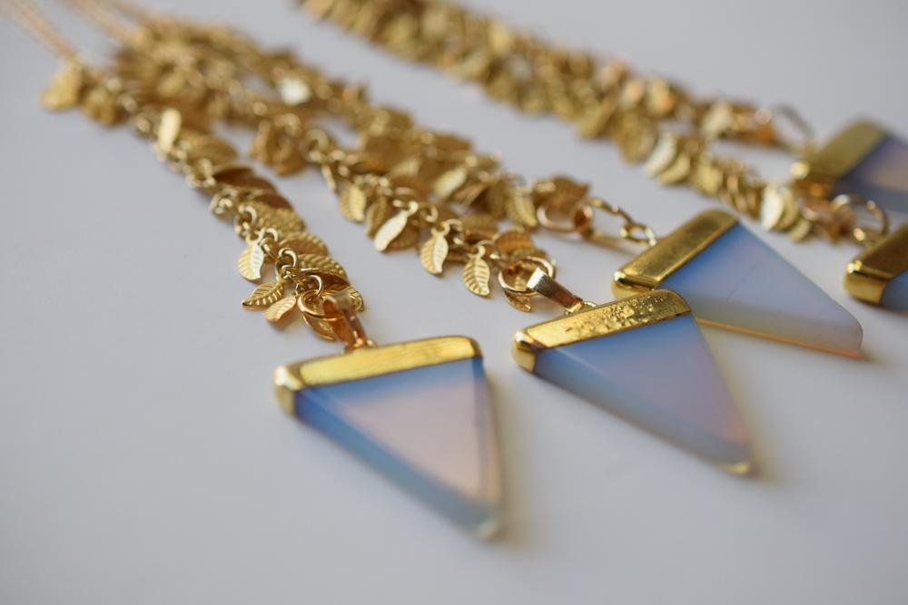 Opal Boho Necklace