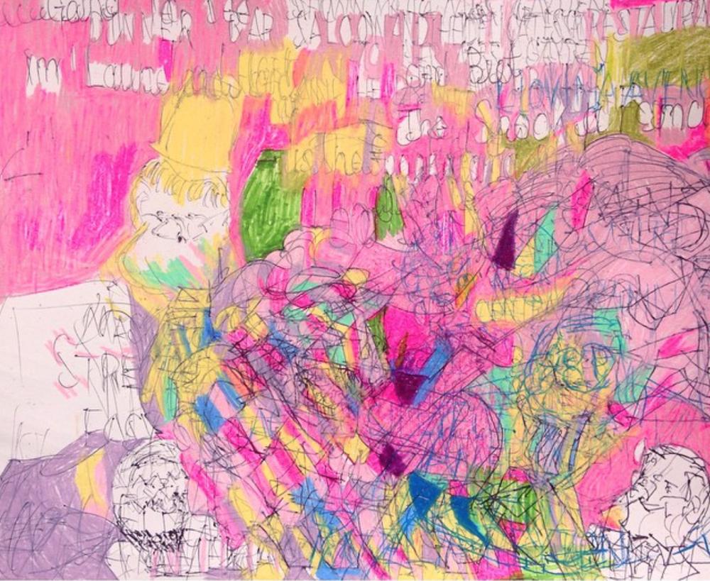 LAND Studio & Gallery - Brooklyn, New YorkMichael PellewKenya HanleyRaquel AlbarranNicole AppelByron SmithSophia Cosmadopoulos