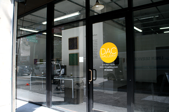 DAC Gallery/ ECF - Los Angeles, CaliforniaOur OverviewLarry PearsallDeveron RichardThomas Sedgwick