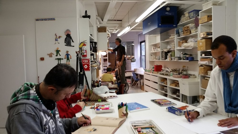 Gateway Arts - Brookline, MassachusettsRoger SwikeMichael Oliveira