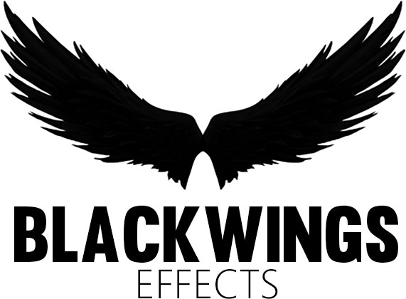 BLACK WINGS EFFECTS